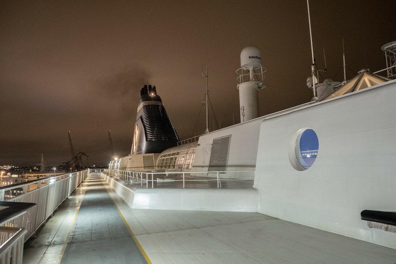 Вася за границей: два берега с Tallink Silja Europa helsinki olympus vasneverov