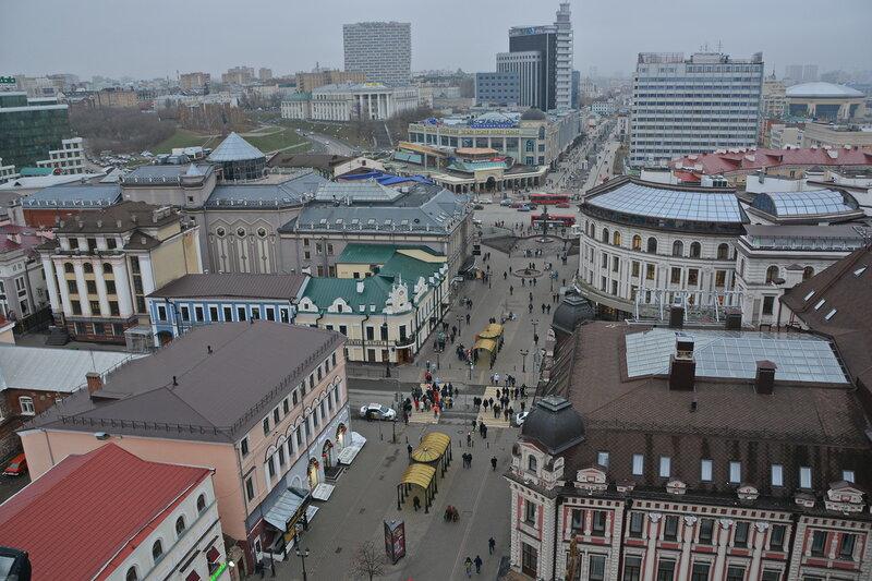 Пешеходная Казань