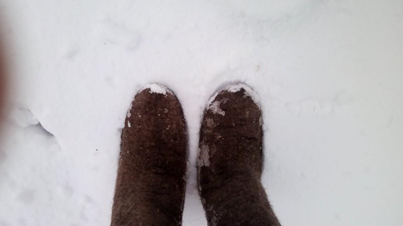 Зима-зима!