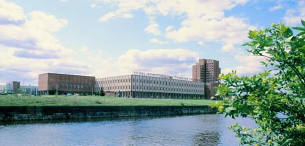 Комплекс зданий среднего профессионально-технического училища № 52 на набережной Обводного канала.
