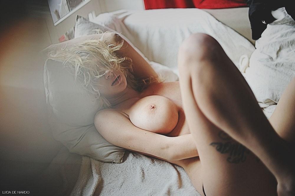Natasha Legeyda by Luca De Nardo