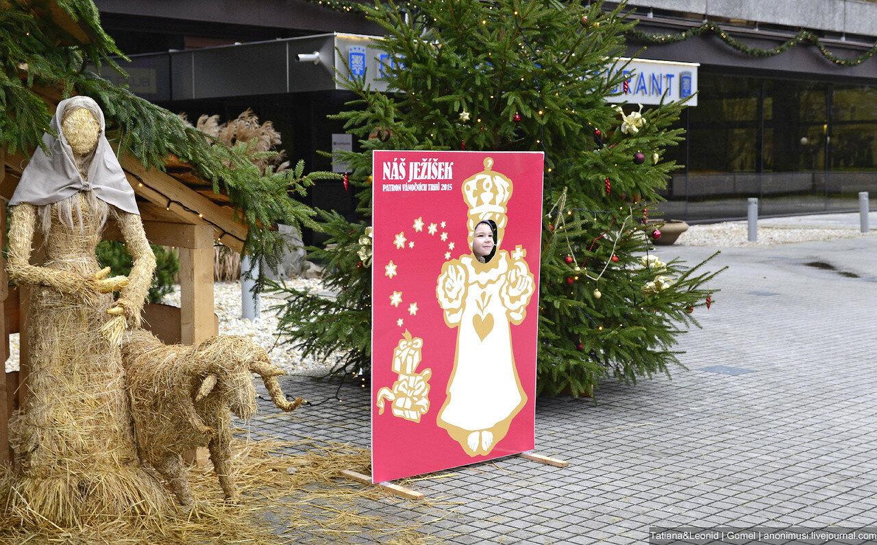 Карловы Вары перед Рождеством
