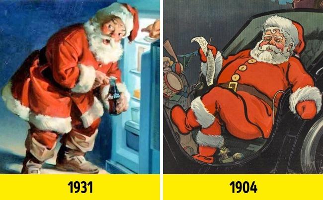 © wikimedia  © wikimedia      Правда:  Впервые персонажа Санта-Клаус