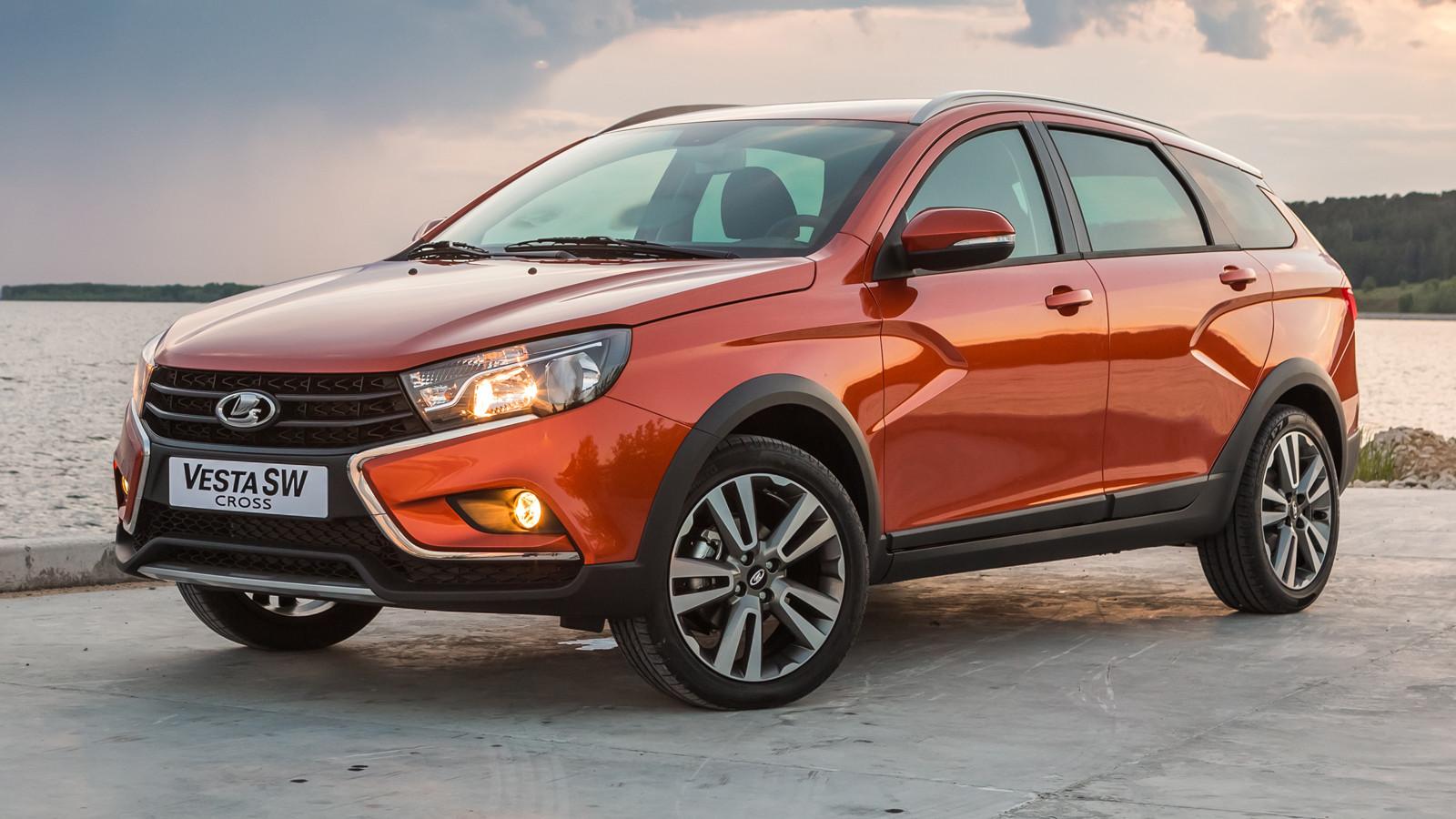 Объявлен старт продаж Lada Vesta SW и Vesta SW Cross