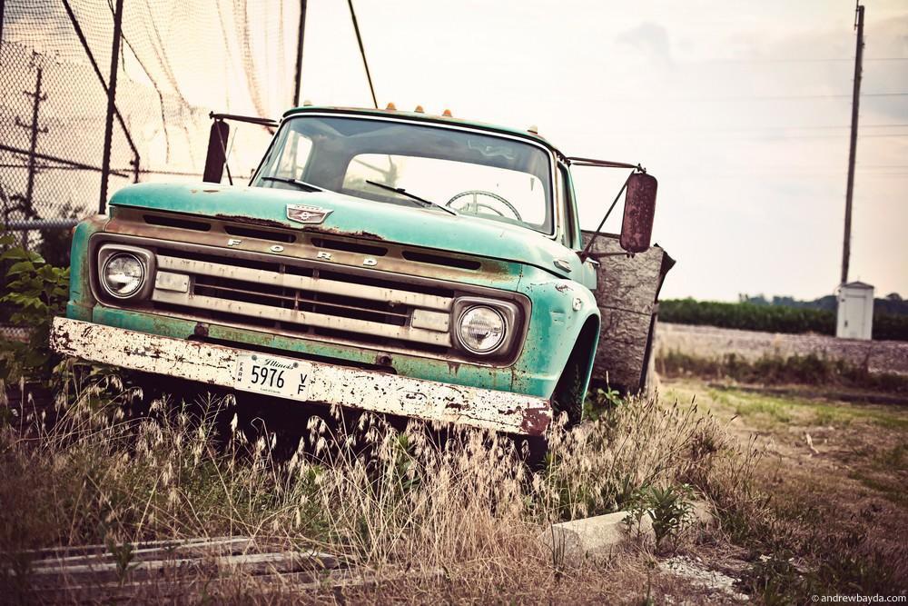 Никогда не стареющий форд.