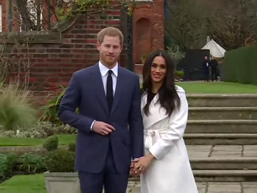 Меган Маркл, будущая герцогиня   О помолвке пары было официально объявлено 27 н