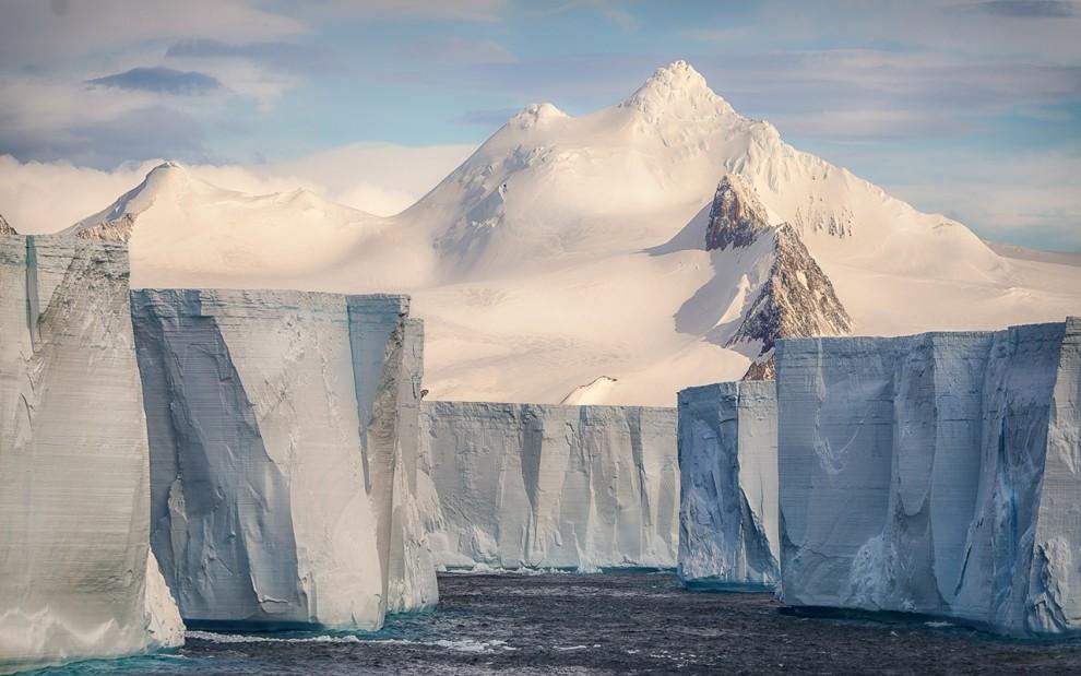 Удивительная Антарктика в фотографиях Josselin Cornou (7 фото)