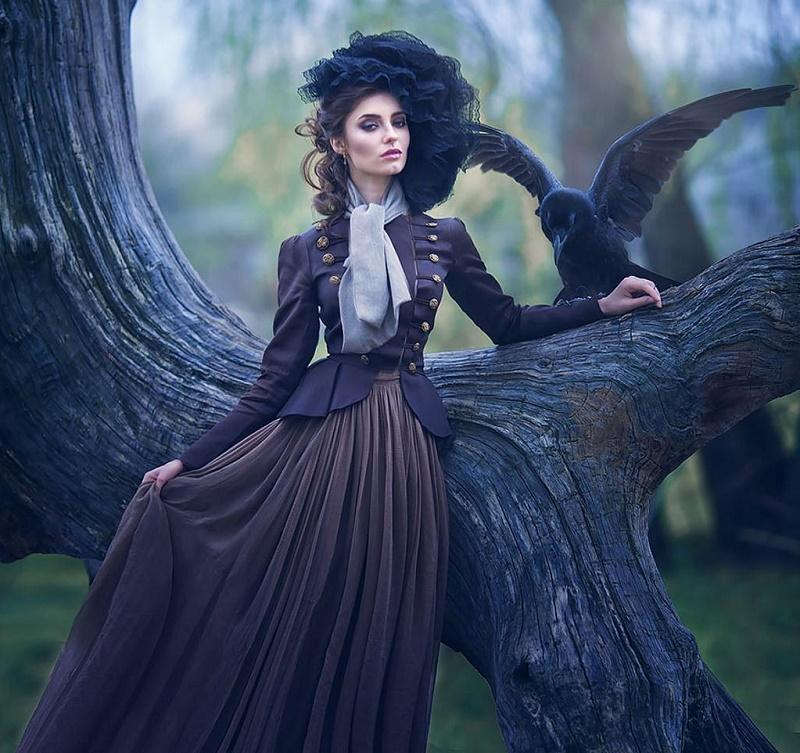 Ведьма-интроверт  Ты умеешь наслаждаться обычной жизнью и спокойно переносишь рутинн