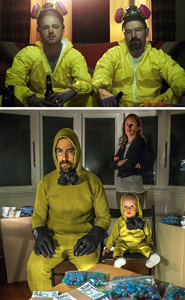 © AMC  © our_boxoffice/twitter.com      «Вот что мыделаем вколледже, вмест