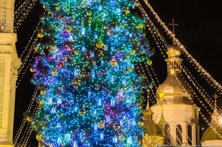Рождественский Киев (19 фото)