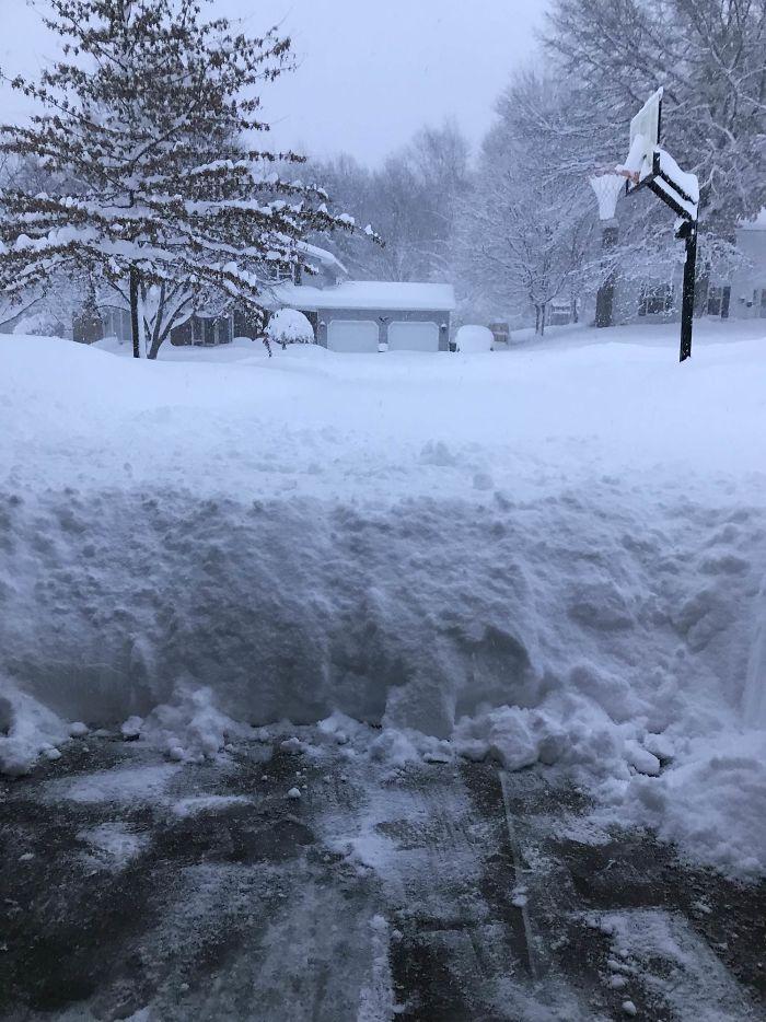 Снег и мороз в Америке и Канаде Холода, НьюЙорка, зимних, фотографии, красивые, природы, взбесившейся, хватку, холодную, чувствуют, американцы, Техаса, Миссисипи, вплоть, Чикаго, краях, замерзают, фонтаны, падает, территории