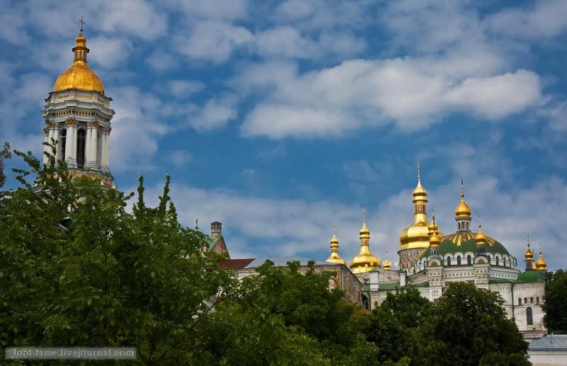 Киев. Киево-Печерская лавра.