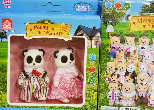 Наборы животных  Happy Family панды  (5).jpg