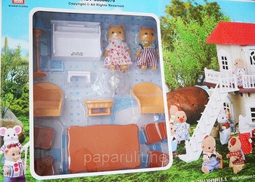 домик Happy Family 012-01