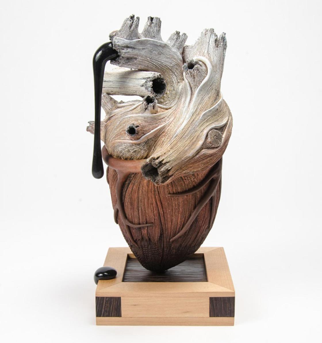 The impressive ceramic sculptures of Christopher David White