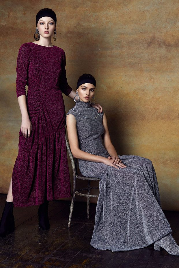 Sachin & Babi Pre-Fall 2018 Womenswear Collection