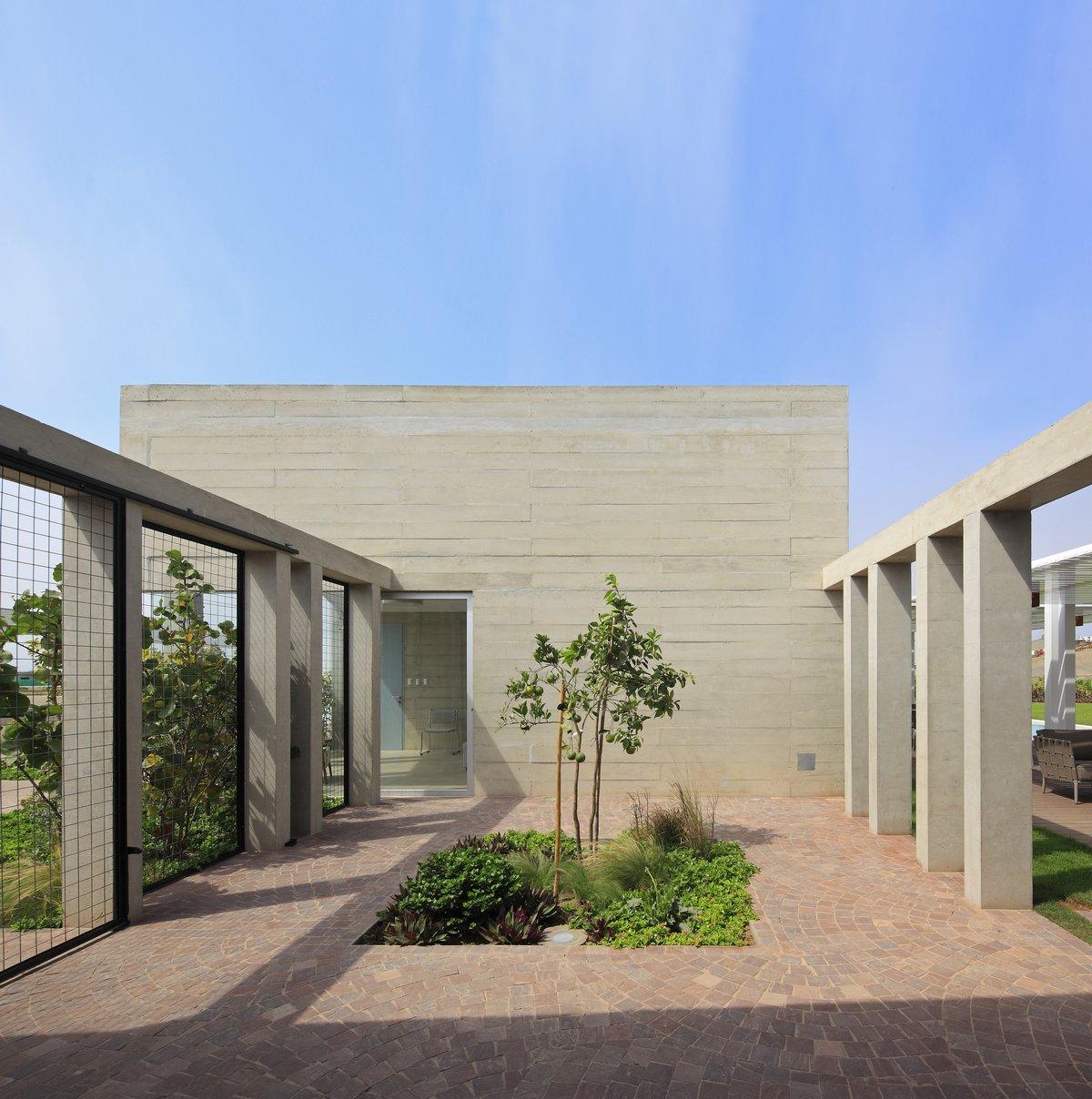 Интеграция дома в ландшафт