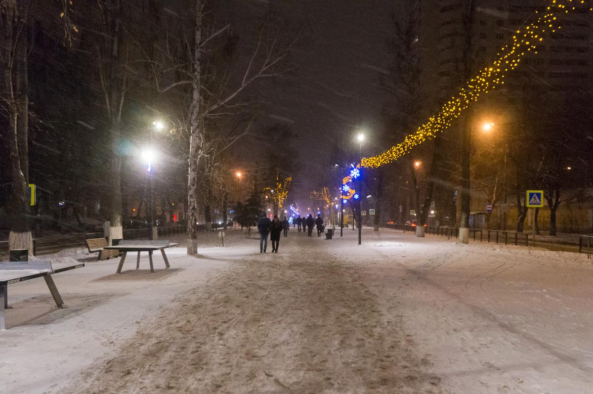 рахова зима вечер фото 1