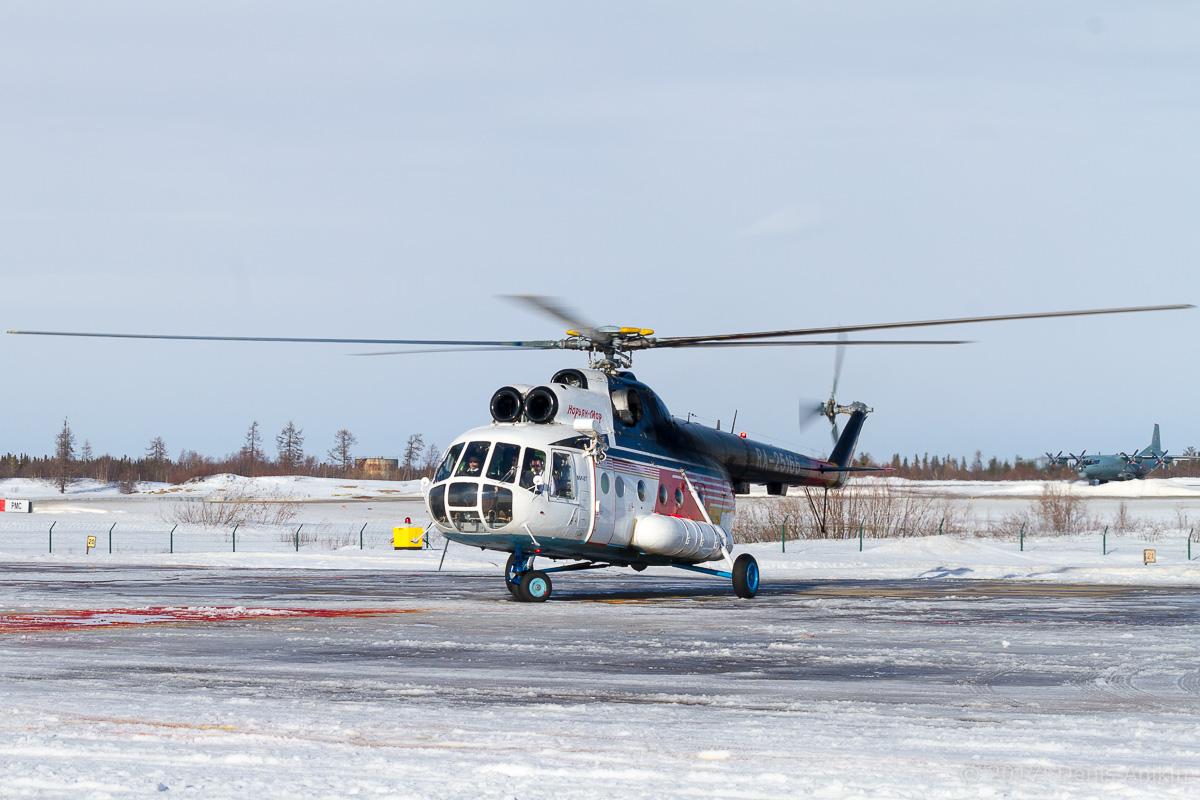 Ми-8 Нарьян-Мар фото 10