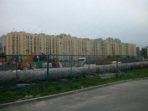 Дунайский пр. 7к1
