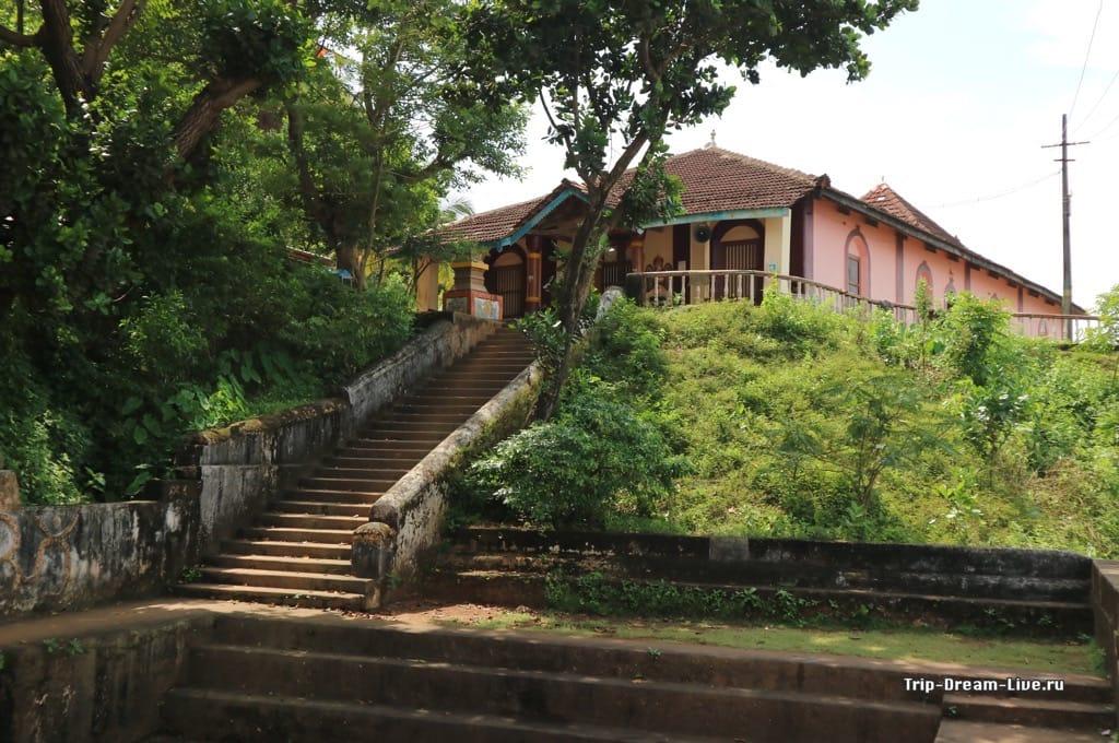 Храм Рама Тиртха (Rama Teertha) в Гокарне