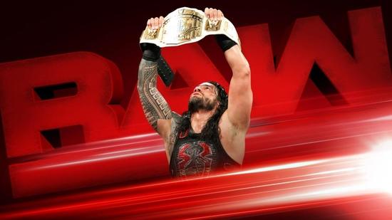 Post image of WWE Monday Night RAW 27.11.2017