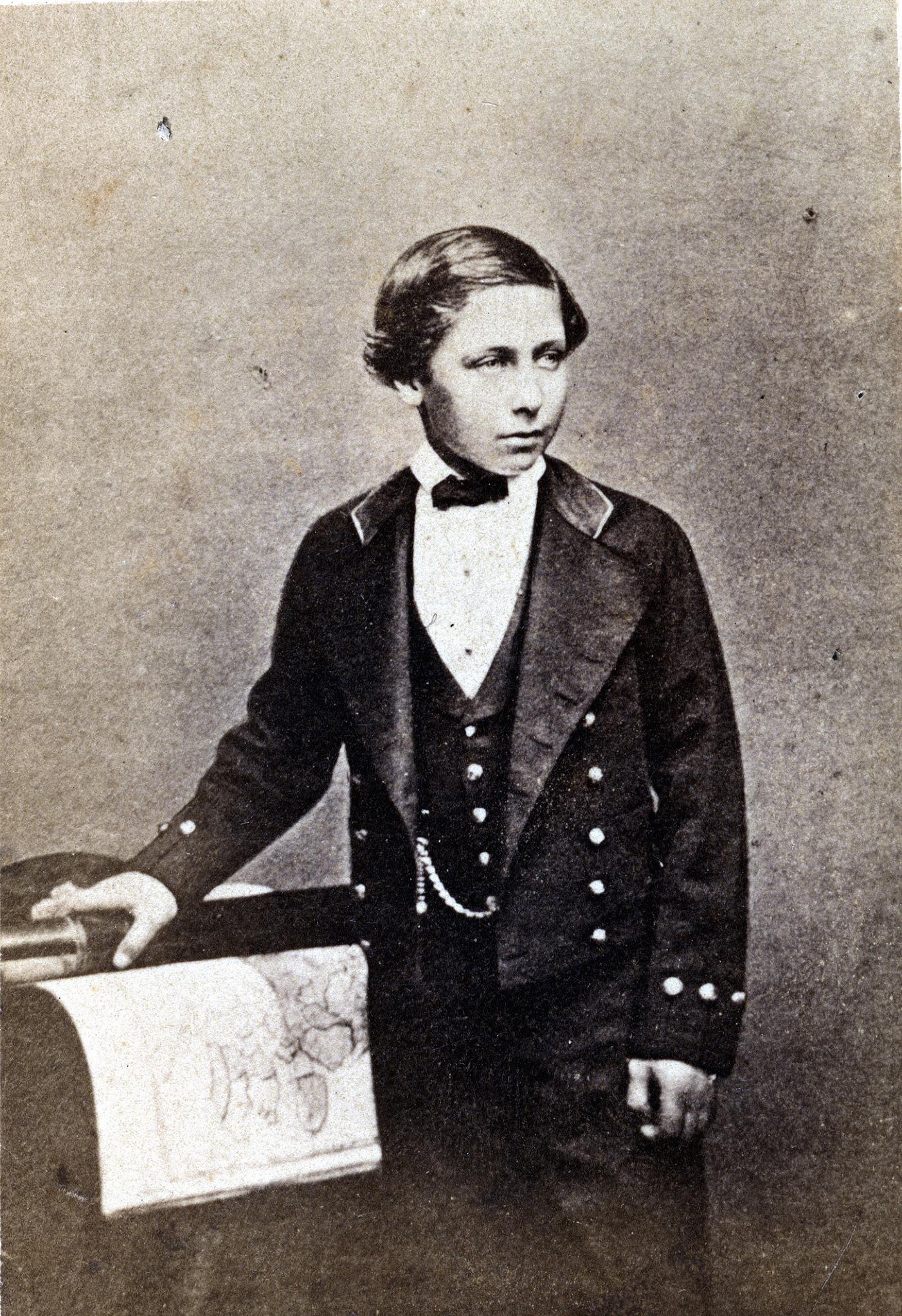 1860. Принц Альфред, герцог Эдинбургский