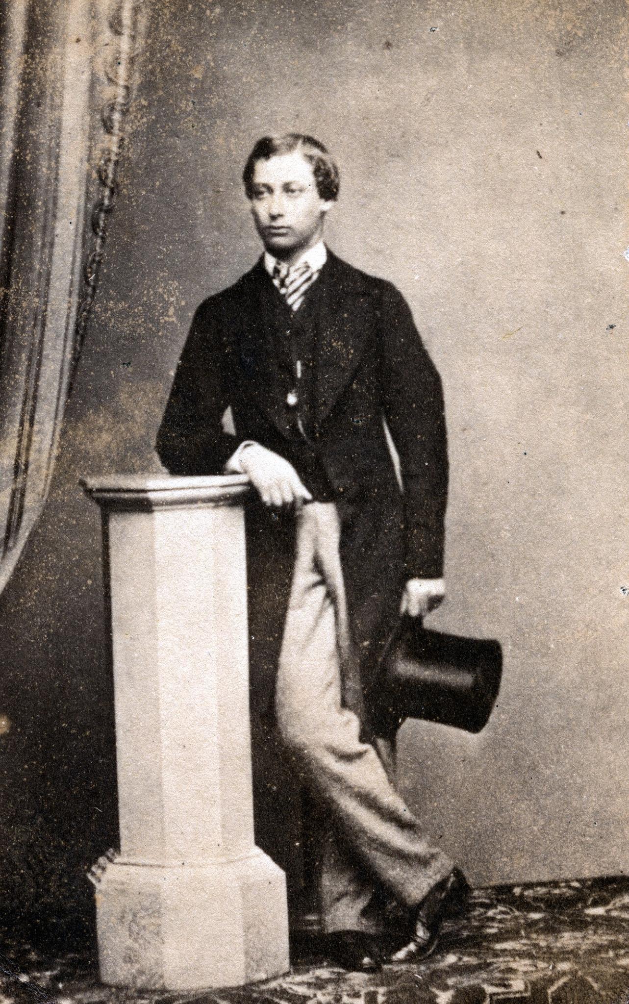 1860. Принц Уэльский
