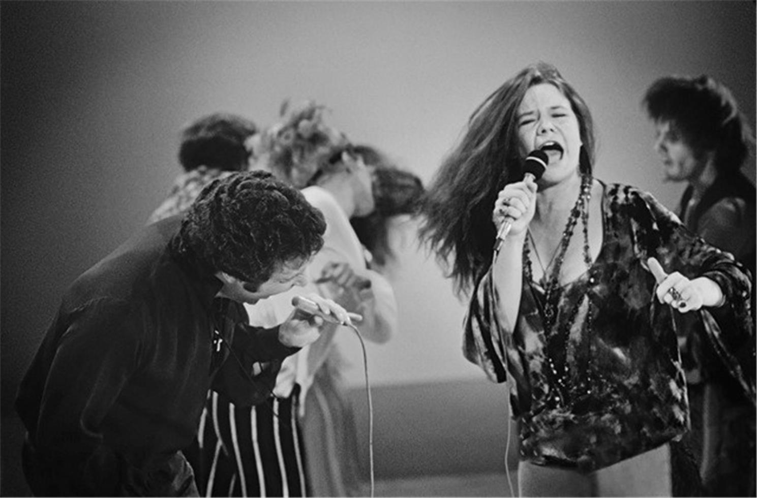 1969. Том Джонс и Дженис Джоплин