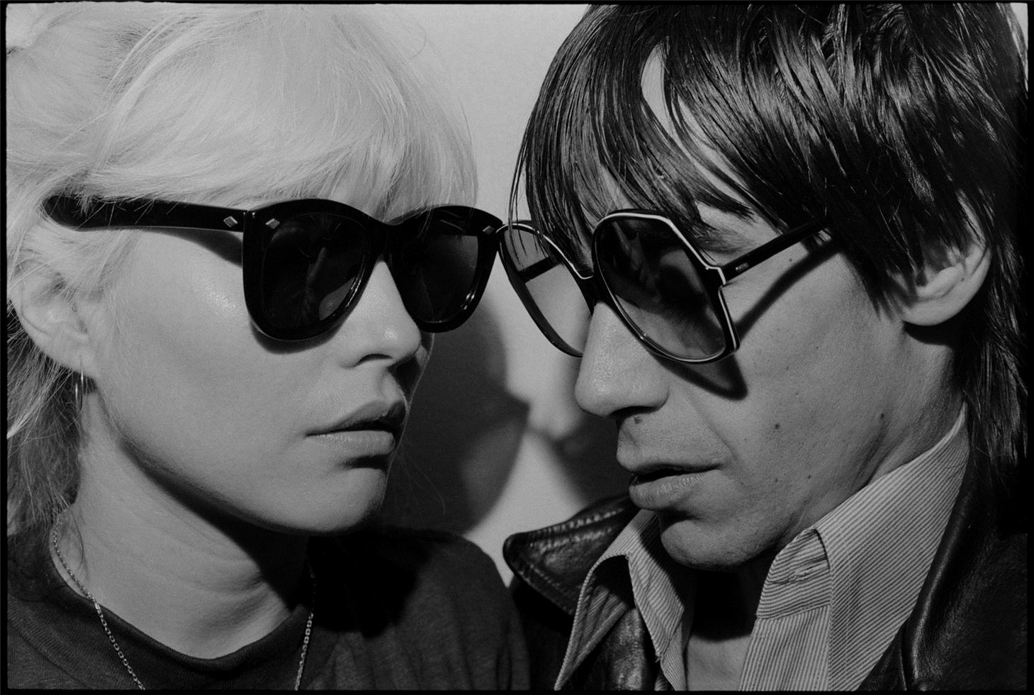 1977. Дебби Харри и Игги Поп
