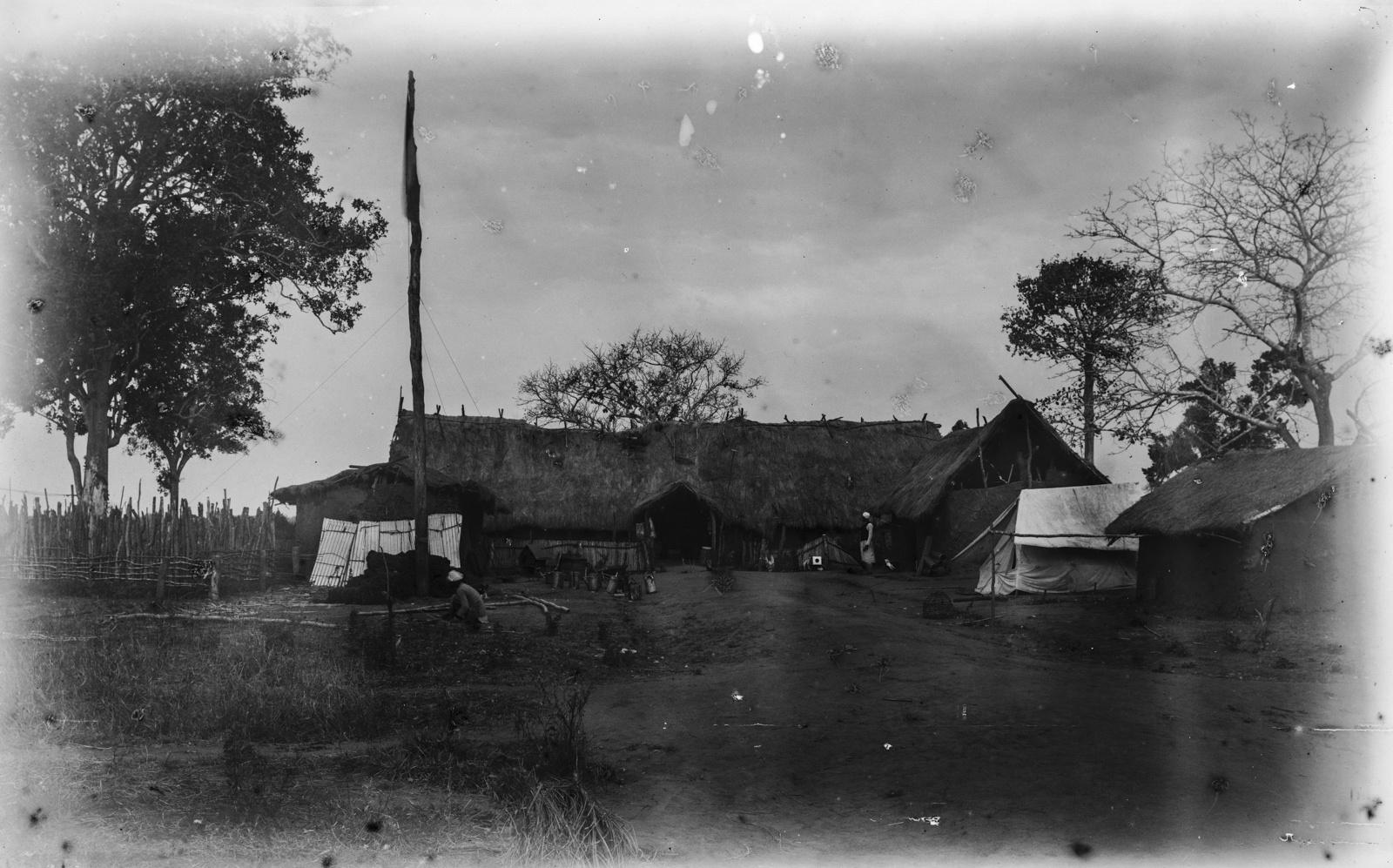 339. Колония Узунгула в немецкой Восточной Африке