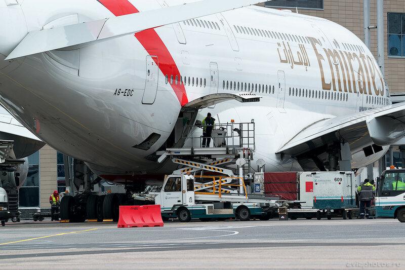 Airbus A380-861 (A6-EDC) Emirates 0199_D805563a