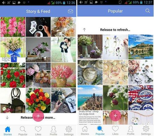 iSave - загрузка и выгрузка снимков