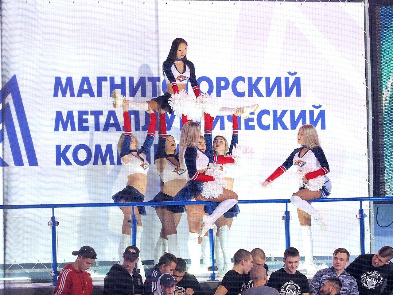 22 Металлург - Динамо Рига 26.11.2017