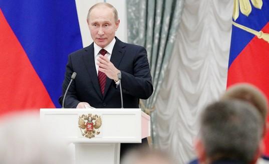 Россияне назвали причины своей симпатии к Путину