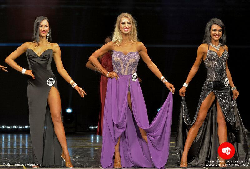 Категория: Фит-модель среди женщин. Чемпионат России по бодибилдингу 2017
