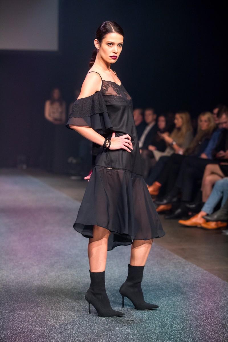 Показ нижнего белья на Таллиннской неделе моды 2017