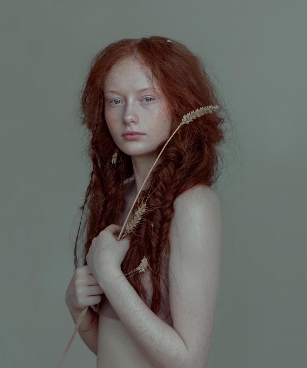 Люди на снимках Эвелин Бенчиковой