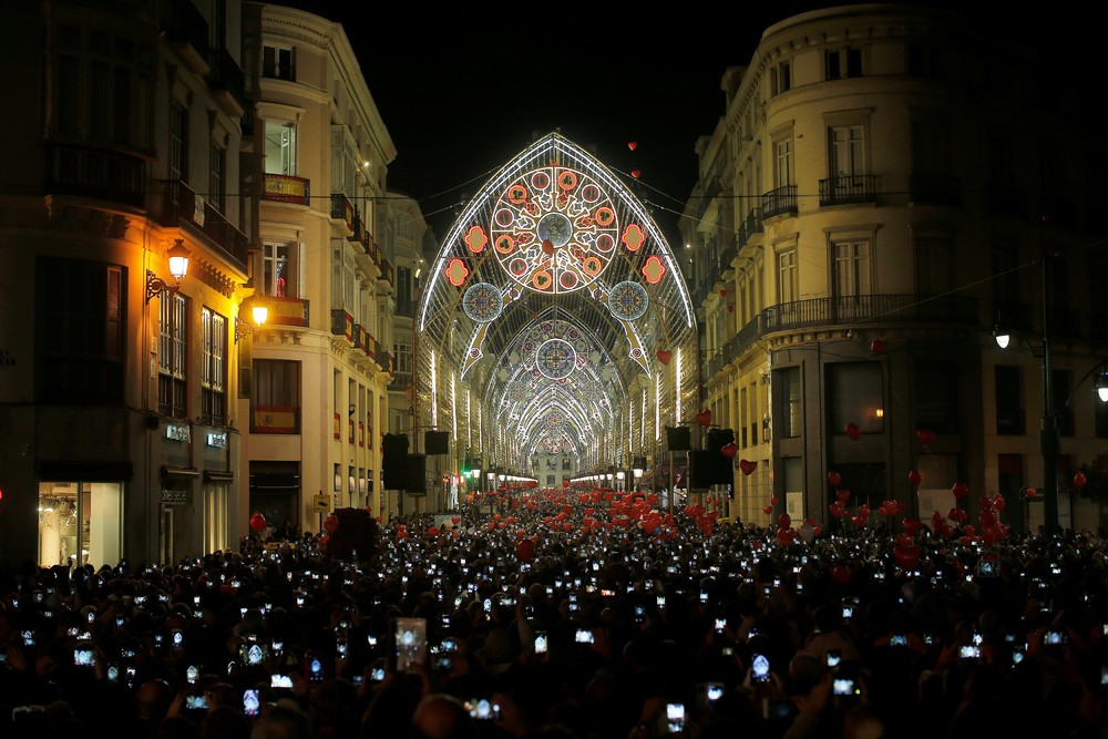 Праздничные убранства городов мира
