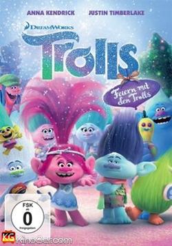 Trolls: Feiern mit den Trolls (2017)