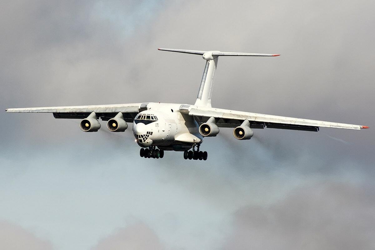 Ильюшин Ил-76ТД. Армения - ВВС. 76310.