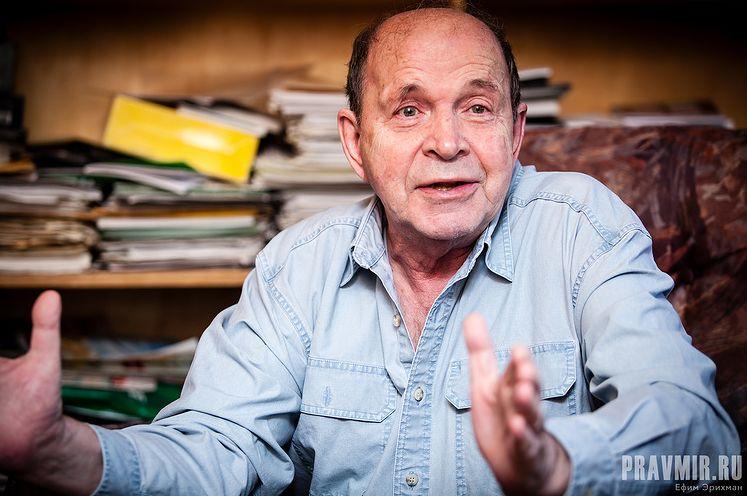 Сергей Михайлович Стишов. Физик