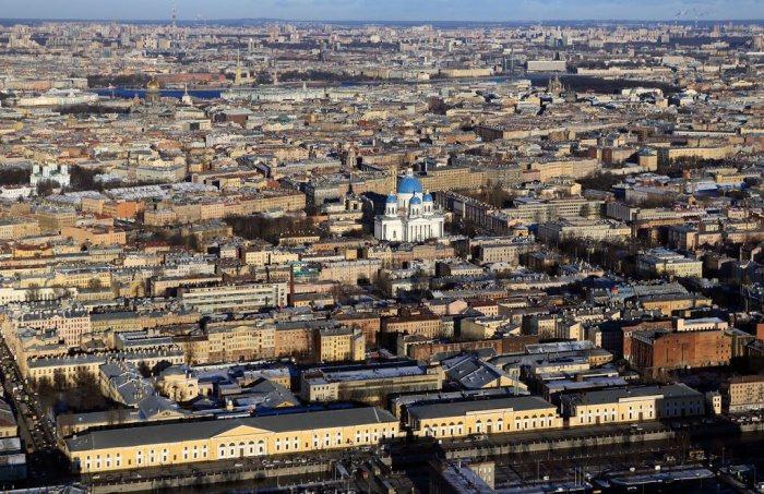 Власти города назвали самые благоустроенные районы Петербурга