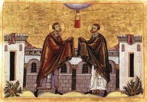 Скольких святых под именами Косма и Дамиан мы знаем?