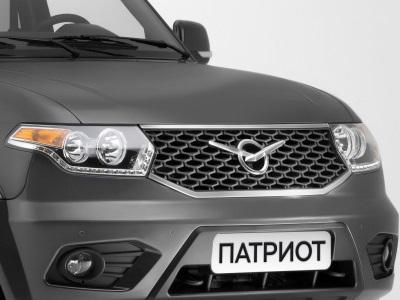 Внедорожник «УАЗ Патриот» получит новую трансмиссию