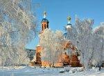 Церковь в честь иконы Божией Матери Скоропослушница. Омск