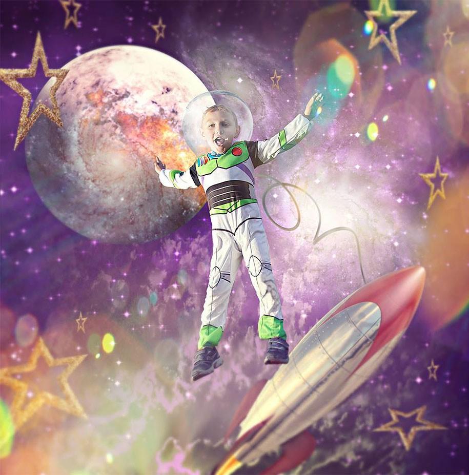 3. Дэвид — хранитель звёзд
