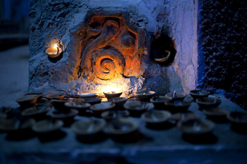 4. Огни Дивали.