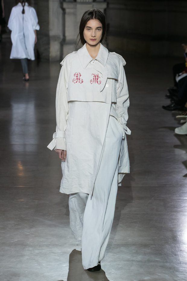 #PFW: Moon Young Hee Spring Summer 2018 Collection