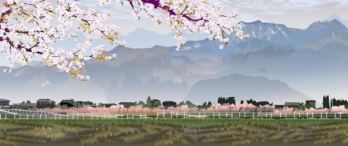 This Japanese artist creates his beautiful paintings using Excel!